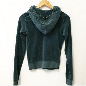 Juicy Couture Track jacket Velour medium